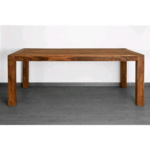 Tavolo da pranzo in legno massello di Palissandro - Tavoli da pranzo ...