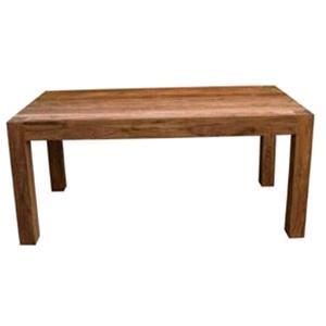 Tavolo da pranzo sheesham in legno massello di palissandro ...