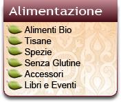 Alimenti Bio, Tisane e Spezie, Prodotti Senza Glutine