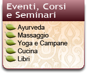 Corsi Eventi Yoga Ayurveda