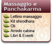 Olii e Lettini Massaggio