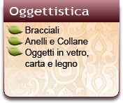 Bracciali Anelli Collane Indiane, Bigiotteria India