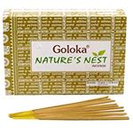 Incenso Nature's Nest Goloka 15 gr.