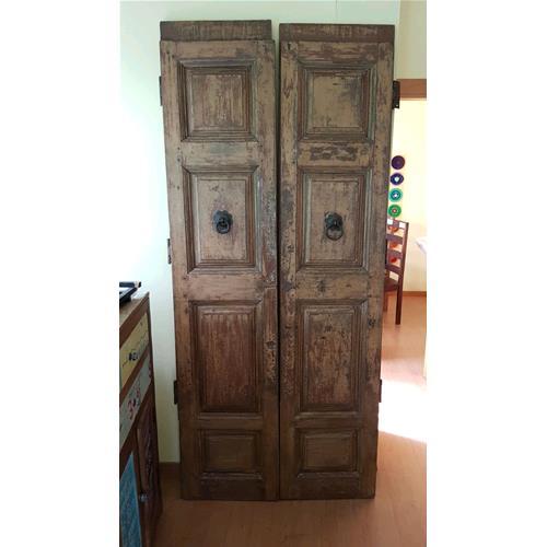 Porta originale in legno massello di teak
