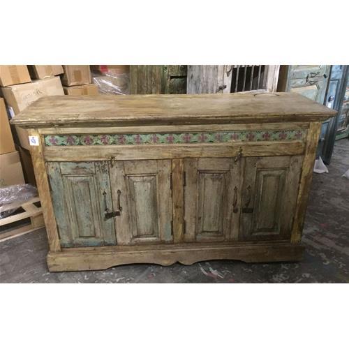 Credenza originale in legno massello di teak - Dressers # India ...