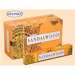 Incenso Sandalwood Deepika 15 gr.
