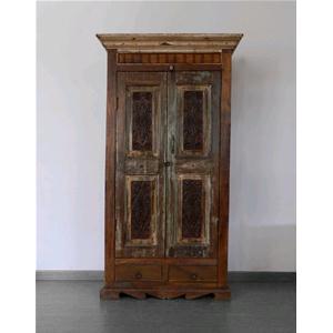 Armadio originale in legno massello di teak - Cabinets # India ...