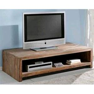 Porta tv sheesham in legno massello di palissandro - Consoles & TV ...