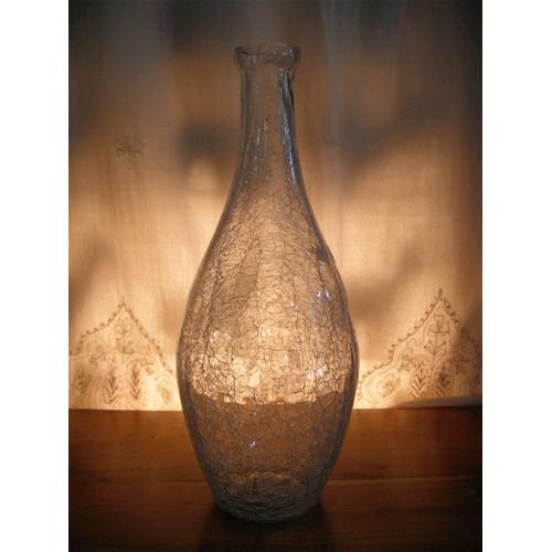 Crackle clear Carafe